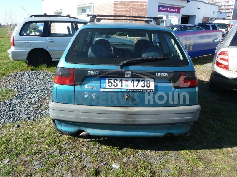 Seat Ibiza 1,4 - náhled 1