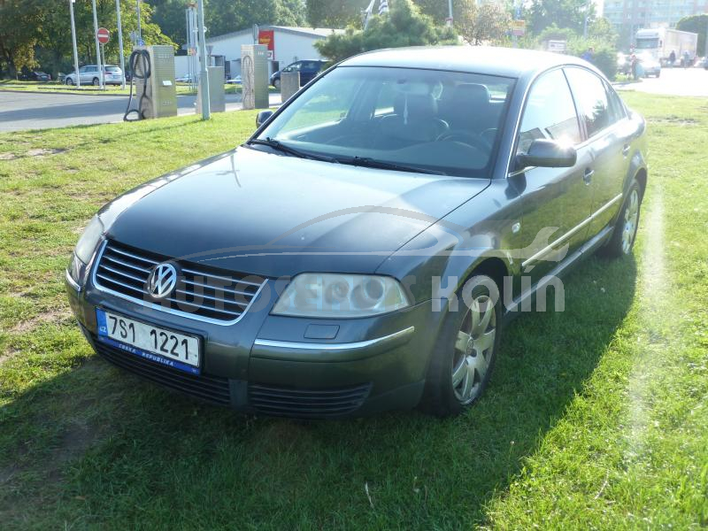VW Passat 2,8 4motion High line
