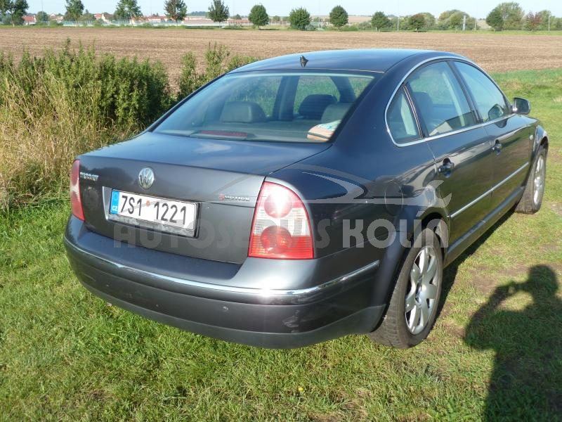 VW Passat 2,8 4motion High line - náhled 2