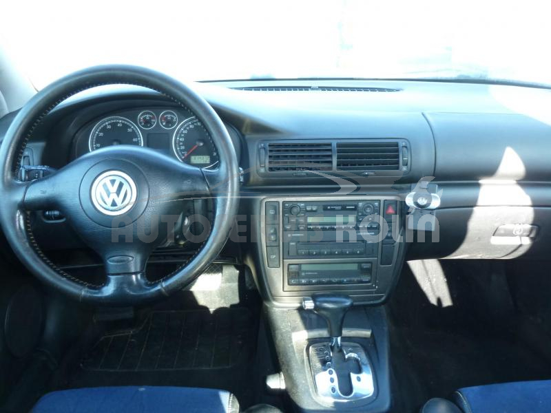 VW Passat 2,8 4motion High line - náhled 3
